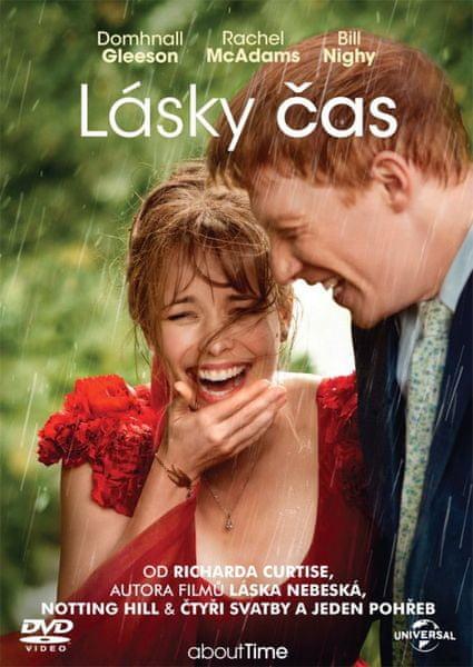 Lásky čas - DVD