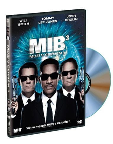 Muži v černém 3 - DVD