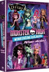 Monster High: Monstrózní kolekce   - DVD