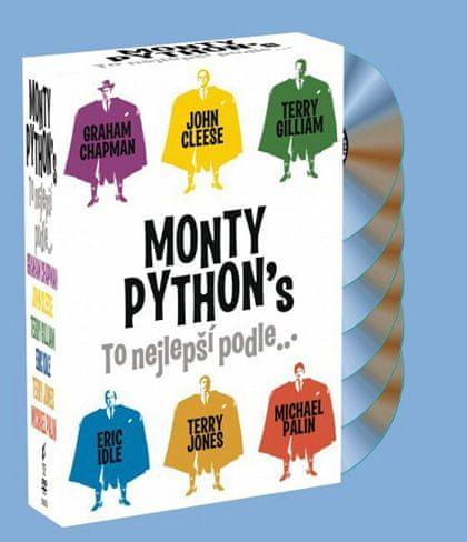 Monty Python Kolekce - DVD