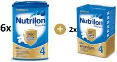 Nutrilon 4 Pronutra 6×800g + Nutrilon 4 Pronutra 2x400g