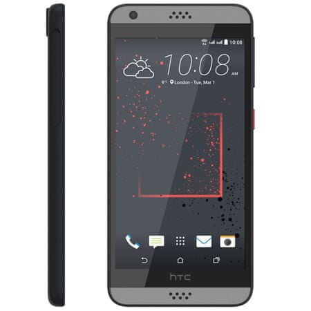 HTC GSM telefon Desire 630 Dual Sim, siv