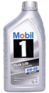 Mobil Olje 1 Peak Life 5W50 1L