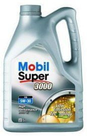 Mobil olje Super 3000 XE 5W30 5L