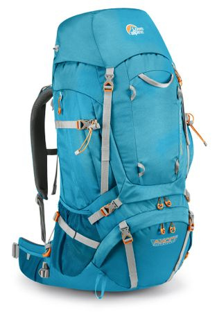 Lowe Alpine plecak trekkingowy Axiom 3 Diran Nd 65:75 Sea Blue