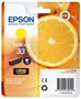 1 - Epson Singlepack Yellow 33 Claria Premium (C13T33444010)