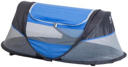 Deryan potovalna posteljica/šotor BabyBox Sunny, modra