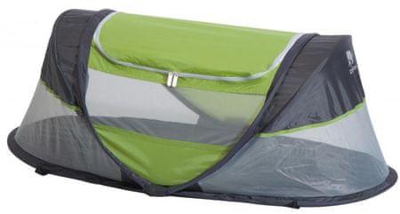 Deryan potovalna posteljica/šotor BabyBox Sunny, zelena