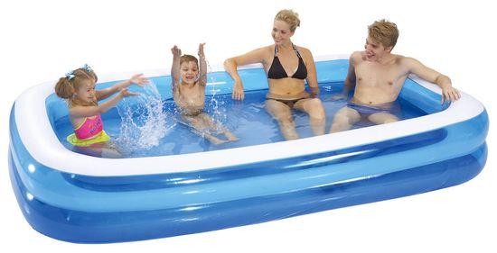 Happy Green prostokątny basen