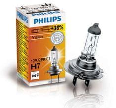 Philips Vision H7, 12 V, 55 W, 1 ks