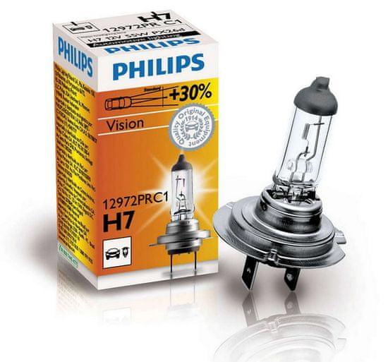 Philips žarnica Vision H7