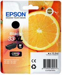 Epson Singlepack Black 33XL Claria Premium (C13T33514010)
