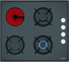 Simfer kombinirana ploča za kuhanje 6311 KEVSP