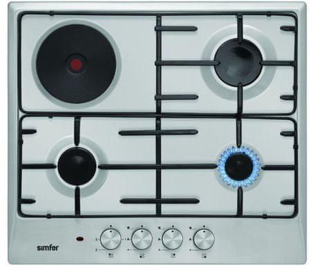 Simfer kombinirana kuhalna plošča 6310 VERIM