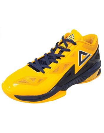 Peak športni copati za košaro Fiba E41053D, 46, oranžni