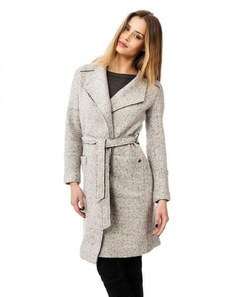 Timeout dámský kabát L šedá