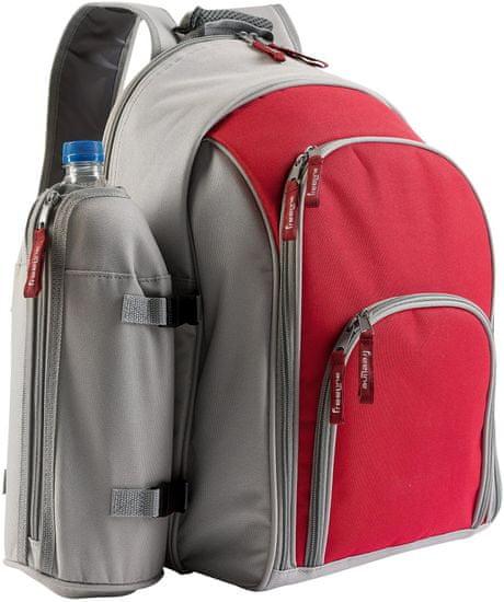 Livoo Piknikový batoh červený