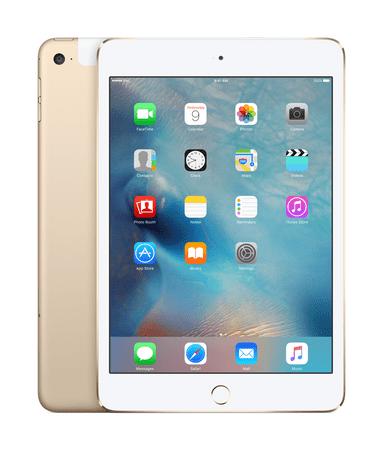 Apple tablica iPad mini 4 Wi-Fi Cell 128GB, zlata