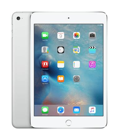 Apple tablica iPad mini 4 Wi-Fi 128GB, srebrna