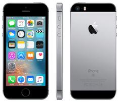 Apple iPhone SE 16 GB Mobiltelefon, Asztroszürke