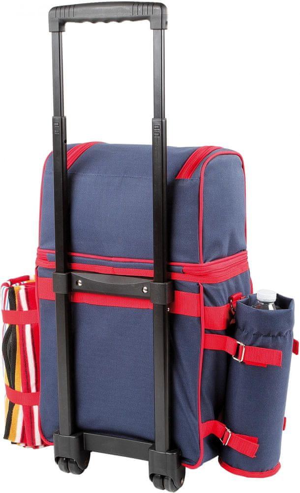 Be Nomad Pikniková taška na kolečkách