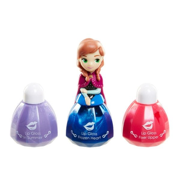 Disney Frozen Make up pro princezny Anna - lesk na pusu