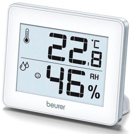BEURER termometr/higrometr HM 16
