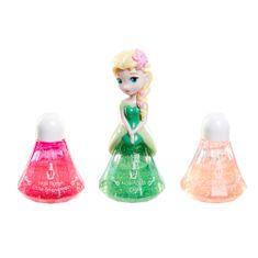 Disney Frozen Make up pre princezné Elsa Fever - lak na nechty