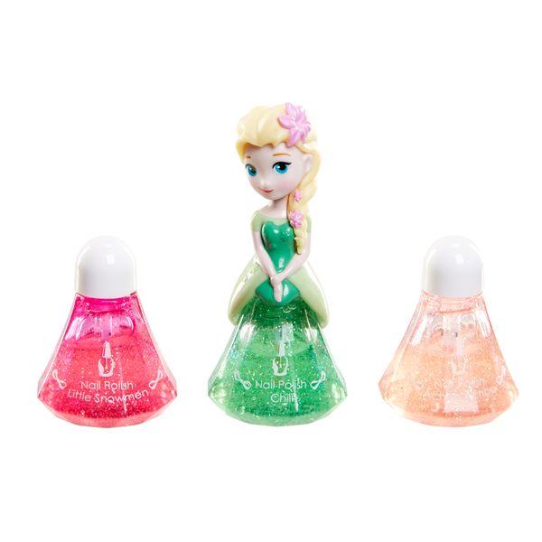 Disney Frozen Make up pro princezny Elsa Fever - lak na nehty