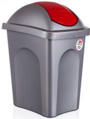 Stefanplast Kosz na śmieci Multipat 30 l