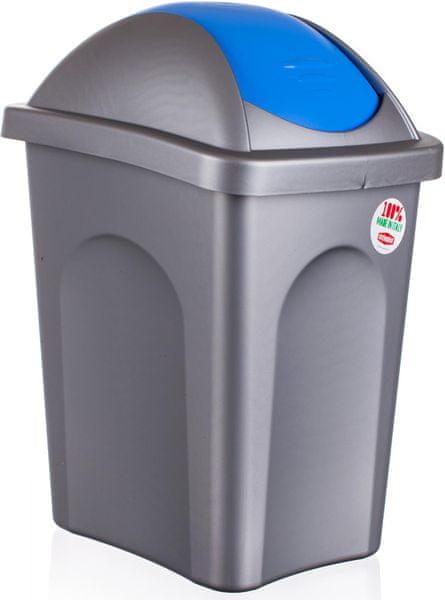 Stefanplast Odpadkový koš Multipat 30 l modrá