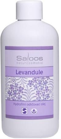 Saloos hidrofilno olje za obraz Sivka, 500 ml
