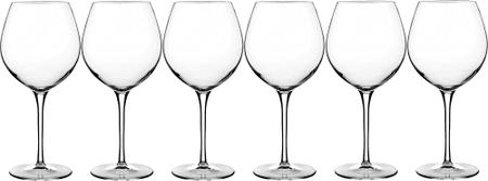 Luigi Bormioli set kozarcev za vino Robusto 660 ml, 6 kosov