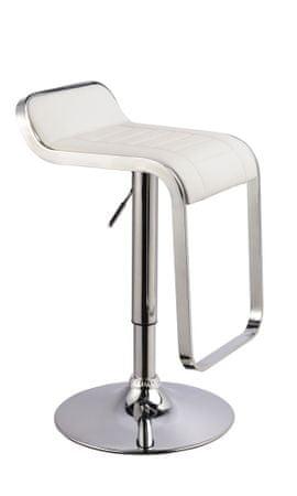 Barski stol DG51, bel