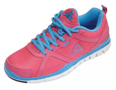 Peak športni copati za tek R11262, 35, roza /modri