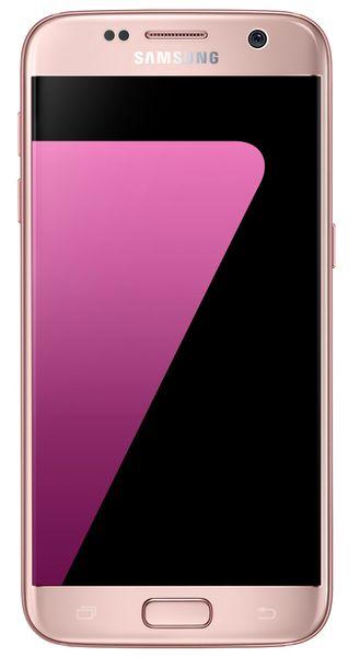 Samsung Galaxy S7, růžová + cashback 3000 Kč