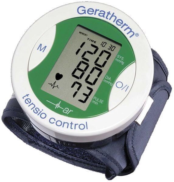 Geratherm Tensio control - zelený