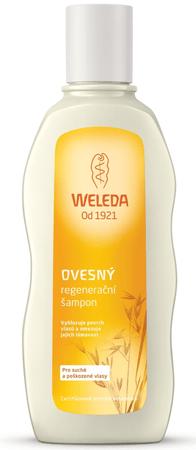 Weleda ovseni šampon za poškodovane lase, 190 ml