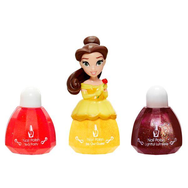 Disney Make up pro princezny Kráska - lak na nehty