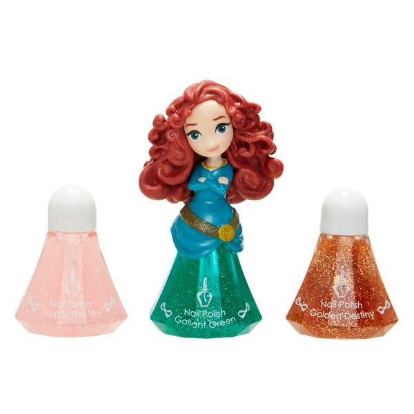 Disney Make up pro princezny Rebelka - lak na nehty