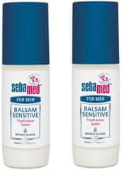 Sebamed Roll-On deodorant Men, 2 x 50 ml