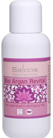 Saloos Bio regenerativno arganovo olje za obraz, 100 ml