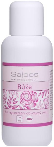 Saloos Bio Růže regenerační obličejový olej 100 ml