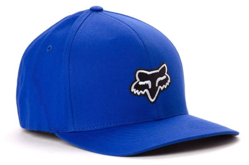 FOX pánská kšiltovka Legacy Flexfit L/XL modrá