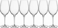 Luigi Bormioli Vinoteque Tester Univerzális talpas pohár, 6 x 400 ml