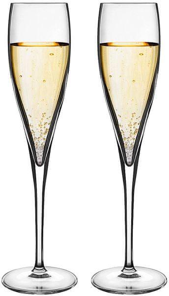 Luigi Bormioli Vinoteque sklenice na sekt Sparkling 175 ml 2ks