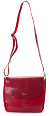GROSSO BAG torebka damska czerwony