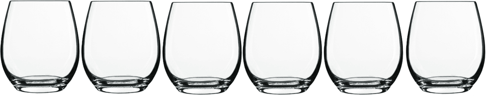Luigi Bormioli poháre na vodu Palace 400 ml 6 ks
