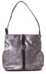 GROSSO BAG torebka damska srebrny