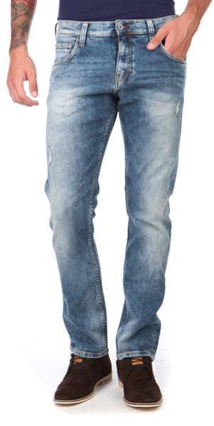 Mustang pánské kalhoty 31/32 modrá